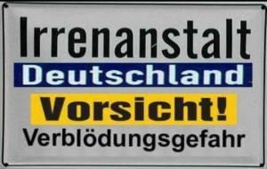Irrenanstalt-Deutschland